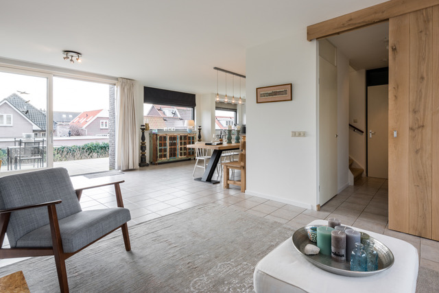 Goudkust 3 'At Sea' is a fantastic nice house for 5 people in Bergen aan Zee.